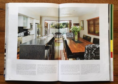 Queensland Homes Magazine Article
